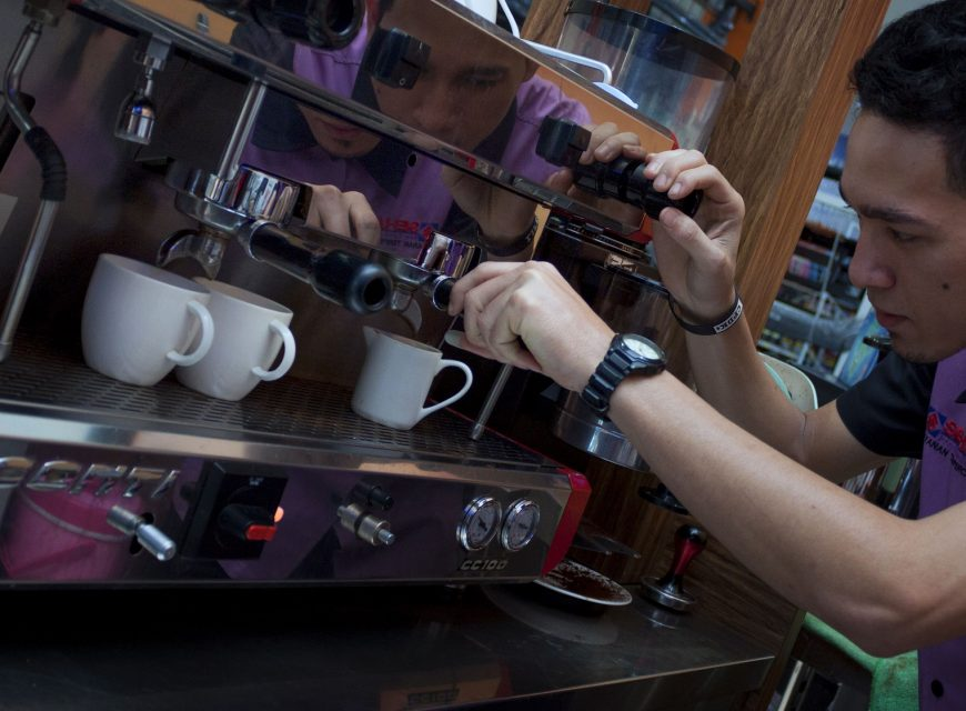 Cofee Corner